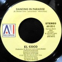 7 / EL COCO / DANCING IN PARADISE / LOVE IN YOUR LIFE