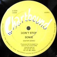12 / SONIE / DON'T STOP!