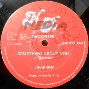 12 / CHARISMA / SOMETHING ABOUT YOU
