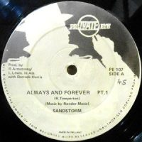 12 / SANDSTORM / ALWAYS AND FOREVER PT.1 / PT.2