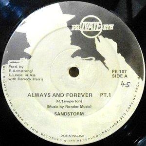 12 / SANDSTORM / ALWAYS AND FOREVER PT.1 / PT.2
