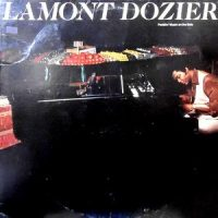 LP / LAMONT DOZIER / PEDDLIN' MUSIC ON THE SIDE