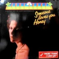 LP / JUNE LODGE / SOMEONE LOVES YOU HONEY