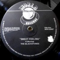12 / BLACKSTONES / SWEET FEELING / RIDING HIGH