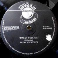 12 / BLACKSTONES / SWEET FEELING / RIDING HIGH