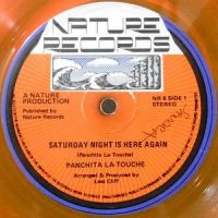 12 / PANCHITA LA TOUCHE / SATURDAY NIGHT IS HERE AGAIN