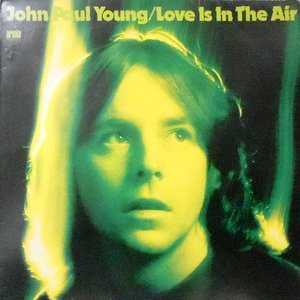 LP / JOHN PAUL YOUNG / LOVE IS IN THE AIR