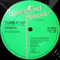 12 / CANUTE / TURN IT UP