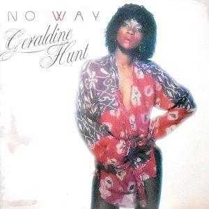 LP / GERALDINE HUNT / NO WAY