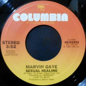 7 / MARVIN GAYE / SEXUAL HEALING