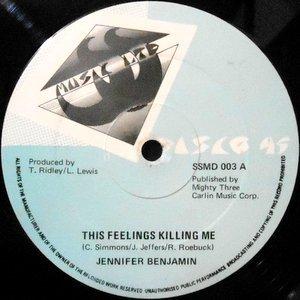 12 / JENNIFER BENJAMIN / THIS FEELINGS KILLING ME