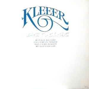 LP / KLEEER / I LOVE TO DANCE