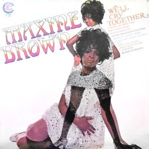 LP / MAXINE BROWN / WE'LL CRY TOGETHER