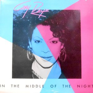 LP / CORY DAYE / IN THE MIDDLE OF THE NIGHT