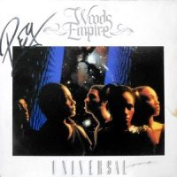 LP / WOODS EMPIRE / UNIVERSAL LOVE