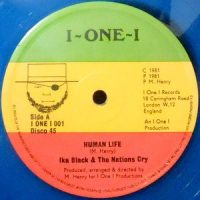 12 / IKA BLACK & THE NATIONS CRY / HUMAN LIFE / BETTER LIFE