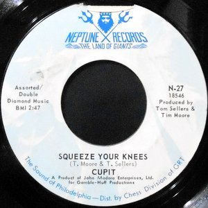 7 / CUPIT / TRAINMAN (AKIWAWA) / SQUEEZE YOUR KNEES