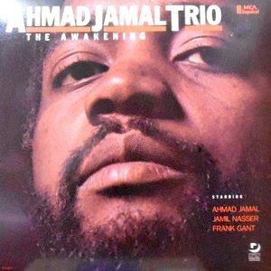 LP / THE AHMAD JAMAL TRIO / THE AWAKENING