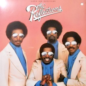 LP / THE REFLECTIONS / LOVE ON DELIVERY