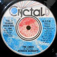 12 / DERRICK HARRIOTT / THE LOSER / SLAVE