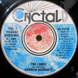 12 / DERRICK HARRIOTT / THE LOSER / SLAVE