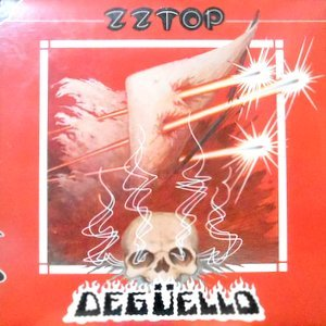 LP / ZZ TOP / DEGUELLO