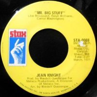 7 / JEAN KNIGHT / MR. BIG STUFF / WHY I KEEP LIVING THESE MEMORIES