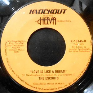 7 / ESCORTS / MAKE ME OVER / LOVE IS LIKE A DREAM