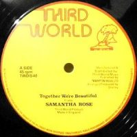 12 / SAMANTHA ROSE / TOGETHER WE'RE BEAUTIFUL / NEVER YOU
