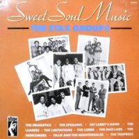 LP / V.A. / THE STAX GROUPS SWEET SOUL MUSIC