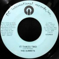 7 / SUMMITS / IT TAKES TWO / LET ME LOVE YOU AGAIN