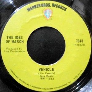 7 / THE IDES OF MARCH / VEHICLE / LEAD ME HOME, GENTLY