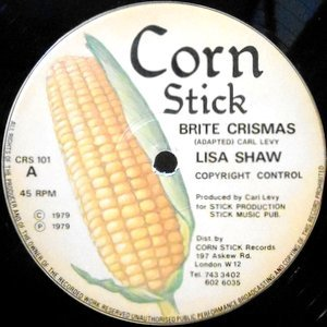 12 / LISA SHAW / BRITE CHRISMAS / I WANT YOU TO KNOW