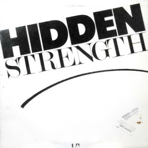 12 / HIDDEN STRENGTH / I DON'T WANT TO BE A LONE RANGER