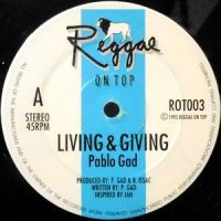 12 / PABLO GAD / LIVING & GIVING