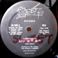 12 / JIMMY SPICER / ADVENTURES OF SUPER RHYME (RAP)