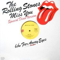 12 / ROLLING STONES / MISS YOU (SPECIAL DISCO VERSION)
