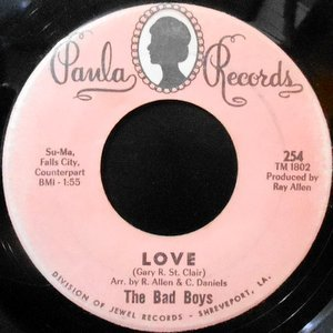7 / THE BAD BOYS / LOVE / BLACK OLIVES