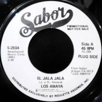 7 / LOS AMAYA / EL JALA JALA / CARAMELO A KILO (CARAMELOS)