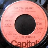 7 / THE REFLECTIONS / ARE YOU READY / DAY AFTER DAY