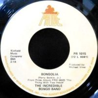 7 / INCREDIBLE BONGO BAND / BONGOLIA / BONGO ROCK