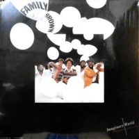 LP / FAMILY BROWN / IMAGINARY WORLD