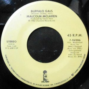 7 / MALCOLM MCLAREN / BUFFALO GALS / DOUBLE DUTCH