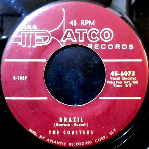 7 / COASTERS / BRAZIL / ONE KISS LED TO ANOTHER