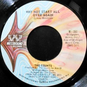 7 / THE COUNTS / WHY NOT START ALL OVER AGAIN / THINKING SINGLE