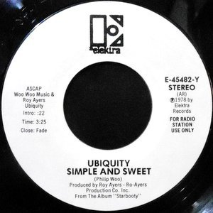 7 / UBIQUITY / SIMPLE AND SWEET / MIDNIGHT AFTER DARK