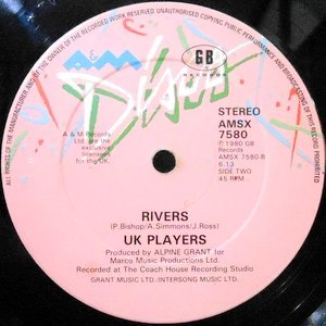 12 / U.K. PLAYERS / EVERYBODY GET UP / RIVERS