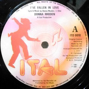 12 / DONNA RHODEN / I'VE FALLIN' IN LOVE