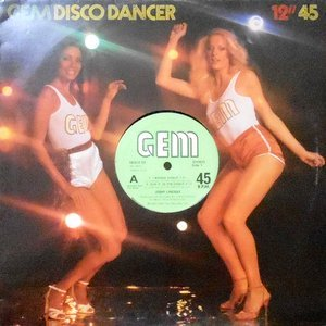 12 / JIMMY LINDSAY / I WANNA DANCE / DUB IT IN THE DANCE