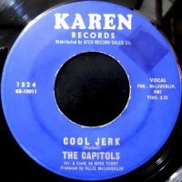 7 / THE CAPITOLS / HELLO STRANGER / COOL JERK